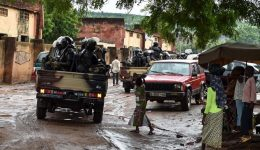 Head of polling station killed in Mali presidential runoff
