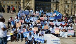 Southern Cameroons Crisis: Canada feels the anger of the Diaspora