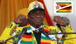 Mnangagwa urges Zimbabweans to unite after post-election unrest