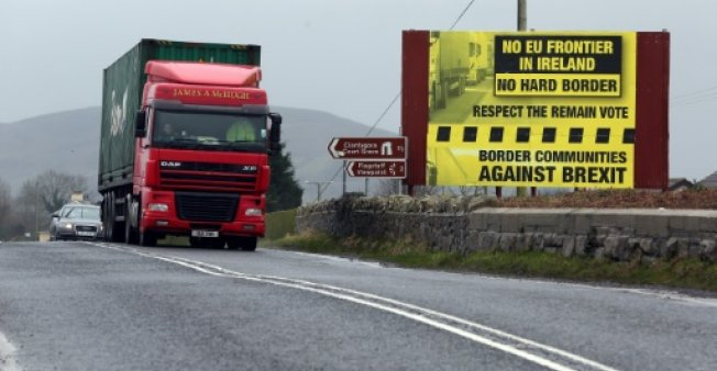 What's holding up Brexit talks? The Irish border issue explained