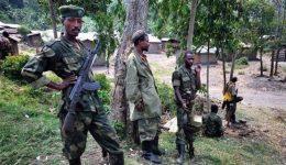 Top militia chief surrenders in DR Congo's Kasai region