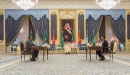 Saudi Arabia forced to befriend Ethiopia and Eritrea