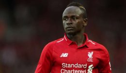 Liverpool star Sadio Mane helps clean his local mosque's toilets