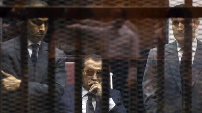 Egypt: Sons of ousted President Mubarak arrested for embezzlement