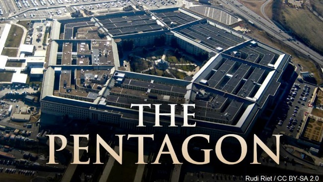 US military has no plans to leave Iraq, Pentagon says after letter 'mistake'