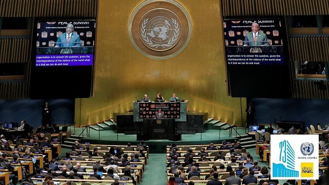 New York: 73rd United Nations General Assembly in 10 points