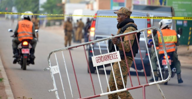 Several civilians killed in twin Burkina Faso attacks