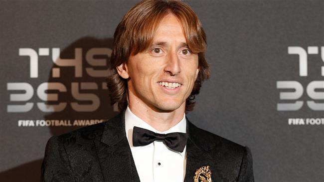 FIFA: Modric ends Ronaldo-Messi duopoly