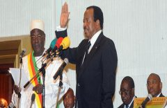 Yaounde: The monarch set to wear his crown of thorns