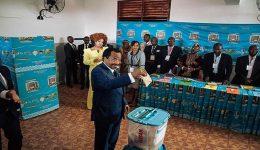 Cameroon and Gabon polls were to prolong unpopular regimes of Biya and Ali Bongo
