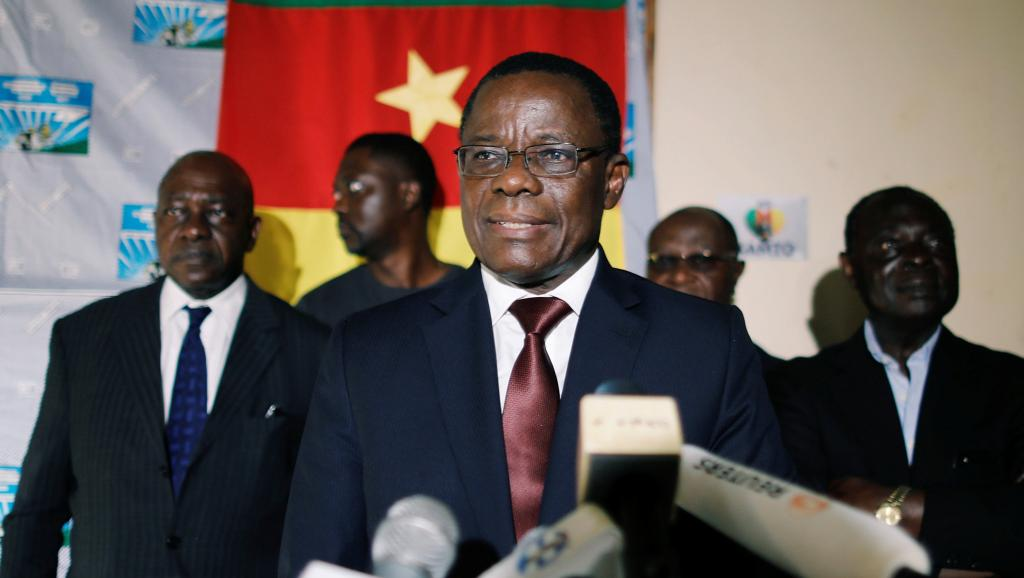 Cameroon's Presidential Poll: Kamto to hold Press Conference