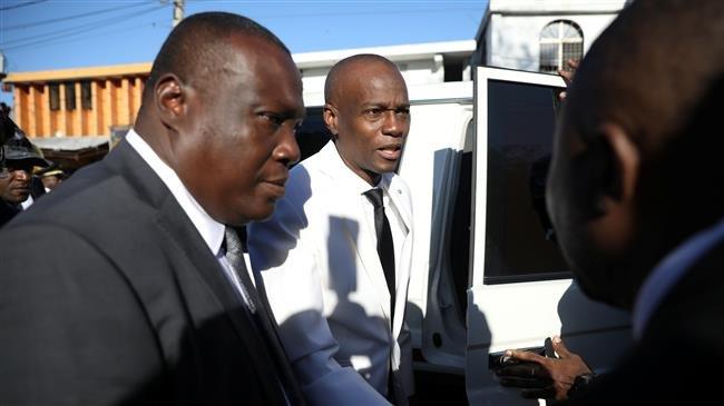 Haiti president 'survives assassination attempt'