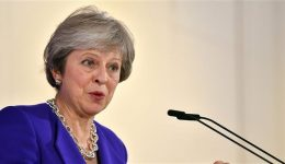 UK: Prime Minister May must announce when she will quit