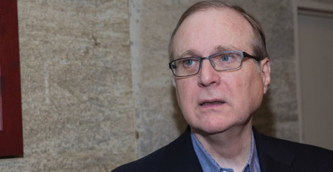 Microsoft co-founder Paul Allen dies age 65