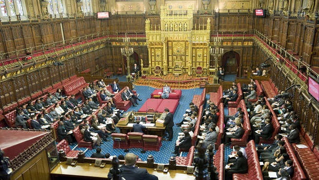 UK: May's gov't will not budge as House of Lords debate Ambazonia crisis