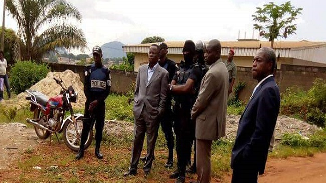 Yaounde:  Kamto released, but under house arrest