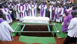 Fr Cosmas Omboto a 'martyr' after murder in Southern Cameroons