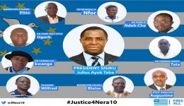 Ambazoniagate: Nigeria Federal judge to open hearing against National Security Adviser
