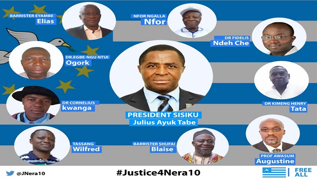Grave Questions About Fairness of Trial: Ambazonia Leaders Appeal Conviction
