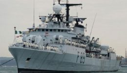 Nigerian Navy arrests 3 Cameroonians, 16 others over 834 bags of smuggled rice
