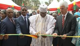Yaounde Inaugurates US-Funded Center for Disease Control