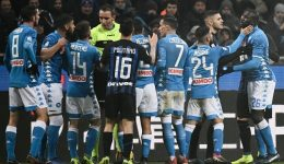 Italy: Fan dies as clashes, racist chants wreck football match