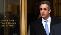 Trump's ex-lawyer Cohen sentenced to 3 years in hush-money scandal