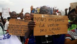 Congo rejects African Union demand to delay final vote result