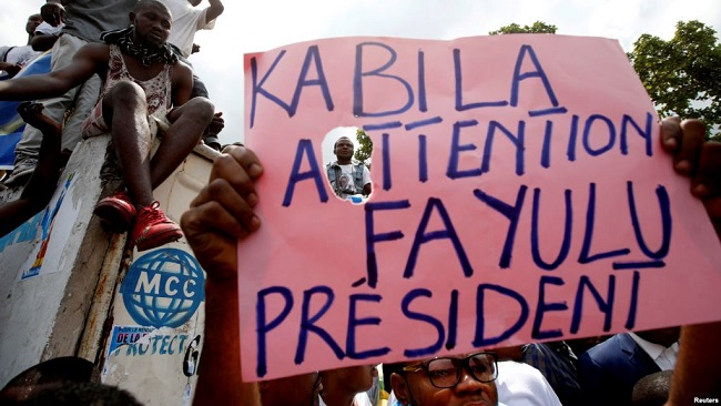 Regional Bloc Urges Vote Recount in Congo-Kinshasa Poll