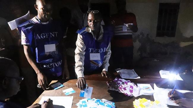 Congo Kinshasa's ruling coalition, opposition both claim to win chaotic election