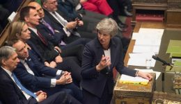 UK: In crushing blow to May's Brexit plan, Parliament allows alternative scenarios