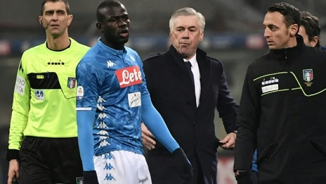 'Grave defeat for football': Napoli furious as racism victim Koulibaly loses appeal