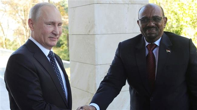 'Military deal with Sudan paves way for Russia to build base on Red Sea'