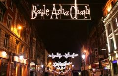 Irish women put their feet up for feminist Christmas