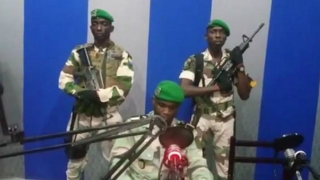 Gabon Closes Border With Cameroon After Failed Coup Attempt