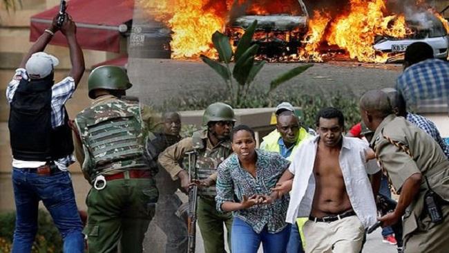 Kenya: Blast, gunfire reported at upscale hotel complex in Nairobi