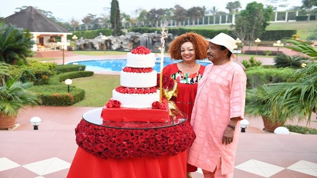 The Butcher of Yaounde celebrates 86th birthday with extravagant party