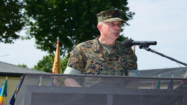 US can no longer ignore alleged atrocities by Cameroon gov't forces-Gen. Waldhauser