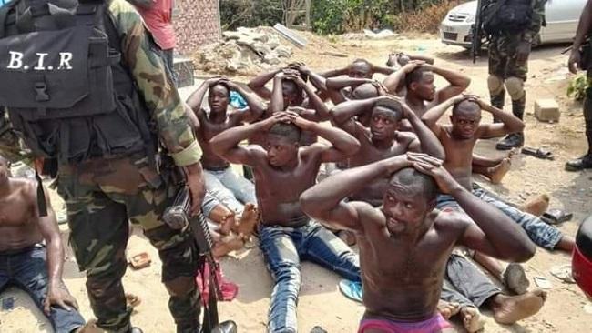 Biya Francophone regime arrest more Ambazonia activists ahead of elections in February
