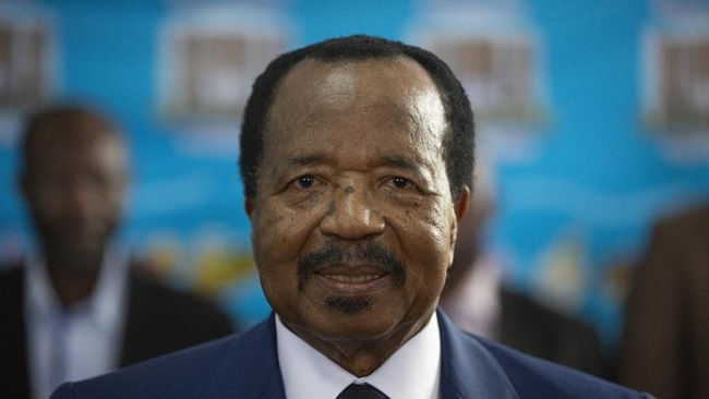 President Biya could reportedly resign today