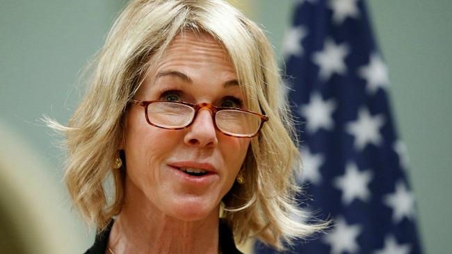 US: Trump picks Kelly Craft for U.N. ambassador