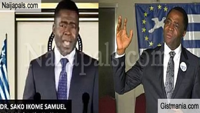 Of President Sisiku Ayuk Tabe, Acting President Sako and the Ambazonian people