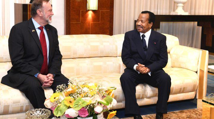 Donald Trump administration to sanction 27 members of the Biya regime
