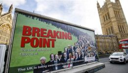 Think tank reports on how Brexit bleeds Britain