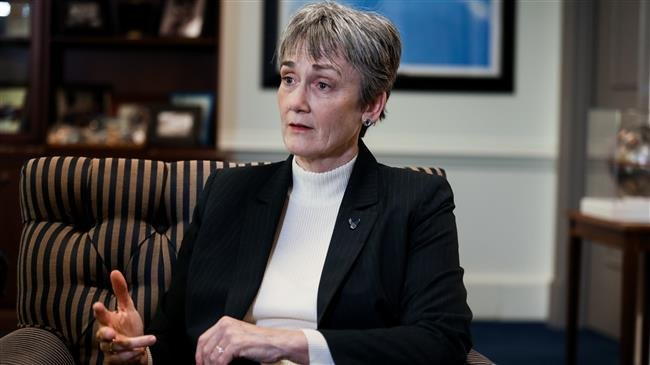 US Air Force Secretary Heather Wilson to resign