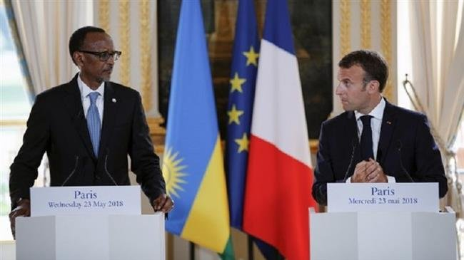 France's Macron invited to attend Rwanda genocide anniversary