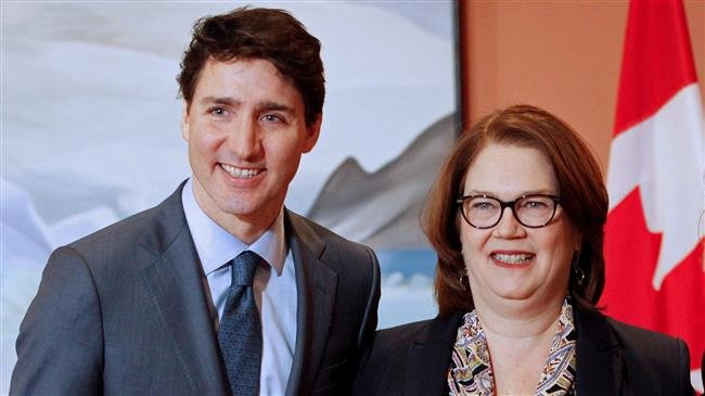 Canadian budget minister resigns in government scandal