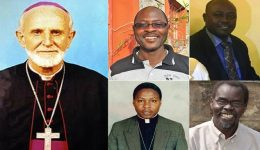 Ambazonia Crisis: Rev. Father Cosmas Omboto among five clergymen who were brutally murdered