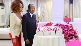 The Butcher of Yaounde celebrates 25 years of marriage
