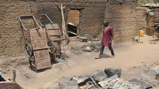 Boko Haram Cameroun:  Two killed, 20 homes torched in attack